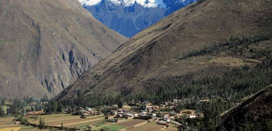 Mountains such as the Andes, in Peru, are among the regions most affected by climate change (Photo: David Stanley via Creative Commons http://creativecommons.org/licenses/by/2.0/)