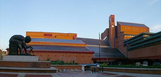The British Library will host the 2014 Barbara Ward Lecture, with guest speaker Dr Fatima Denton (Photo: Wikipedia Commons licence)