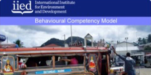 Competency framework document cover