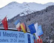 The Swiss ski resort of Davos, which hosts the World Economic Forum (Photo: swiss-image.ch/Michael Buholzer, Creative Commons via Flickr)