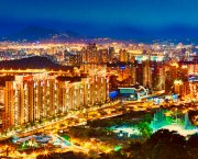 New Taipei City in Taiwan