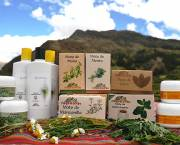 Biocultural products of the Potato Park in Peru, an example of the goods and services that can be produced by indigenous peoples to provide income and enhance incentives to sustain biocultural heritage (Photo: ANDES)