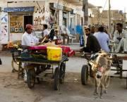 Street scene, Karachi, Pakistan. Photo by Fareena Chanda