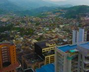 The case study for Manizales, in Colombia, in a new book edited by IIED's David Satterthwaite focuses on innovative community-oriented environmental policy and a commitment to disaster risk reduction (Photo: Melissa Delzio, Creative Commons via Flickr)