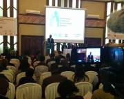 CBA9 starts with opening speeches - but will quickly make way for films and games (Photo: Matt Wright/IIED)