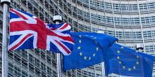 "Images of the UK and EU flags, IIED director Andrew Norton says: ""Losing membership of the European Union must not mean that the UK withdraws from the great global challenges of our time"" (Photo: Reuters, via Google Licence)"