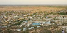 The growing economic centre of Merti town on the Ewaso Ng'iro river, arid lands of Kenya (Photo: Caroline King-Okumu)