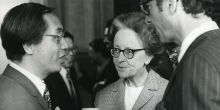 IIED founder Barbara Ward, who would have been 100 on 23 May, set out the case for a fairer, more just world system