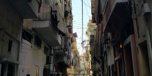 Nabaa Lebanon street scene