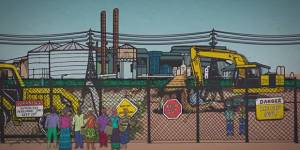 Animation: Promoting accountability in agricultural investment chains (Image: HandsUp/IIED)