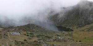 Páramo landscape