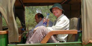 Peter DeMarsh, who died in the Ethiopian Airways crash on 10 March 2019 (Photo: Teresa Sarroca)