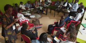 Artisanal and small-scale mining stakeholders in Tanzania explore solutions to key challenges (Photo: Steve Aanu/IIED)