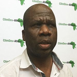 Malawi climate negotiator Evans Njewa