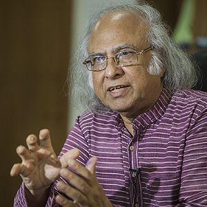 Bangladeshi climate negotiator Qazi K Ahmad