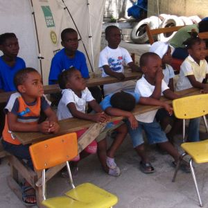 Lack of access to education remains a key obstacle to social and economic development in Haiti (Photo: Carlos Reis, Creative Commons via Flickr)