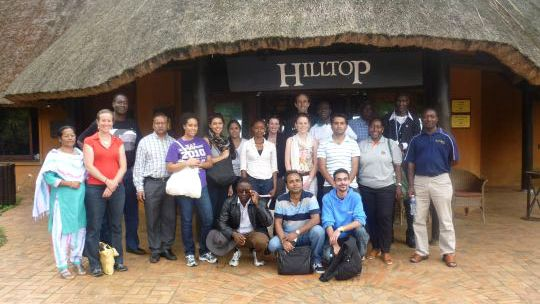 CLACC Fellows gather in Durban, South Africa