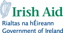 Irish Aid logo